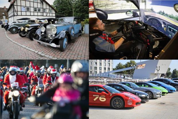 W tym roku ciekawych motoryzacyjnych wydarzeń nie brakowało.