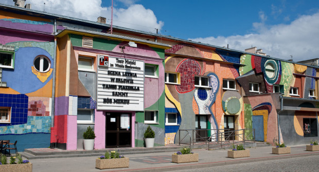 Budynek Teatru Miejskiego w Gdyni będzie remontowany, ale na rozpoczęcie prac trzeba poczekać.