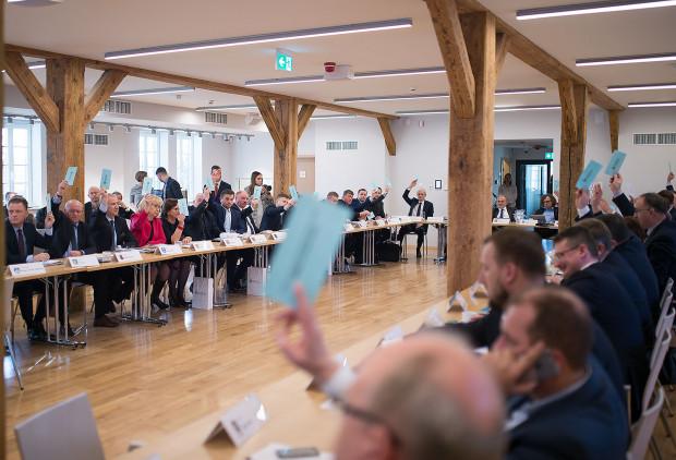 Członkami stowarzyszenia są przedstawiciele 49 gmin z województwa pomorskiego obejmując 1,5 mln mieszkańców.