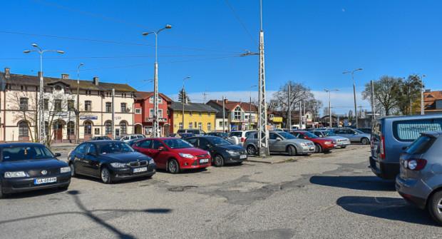 Na pl. Dworcowym po przebudowie samochody znajdą się pod ziemią.