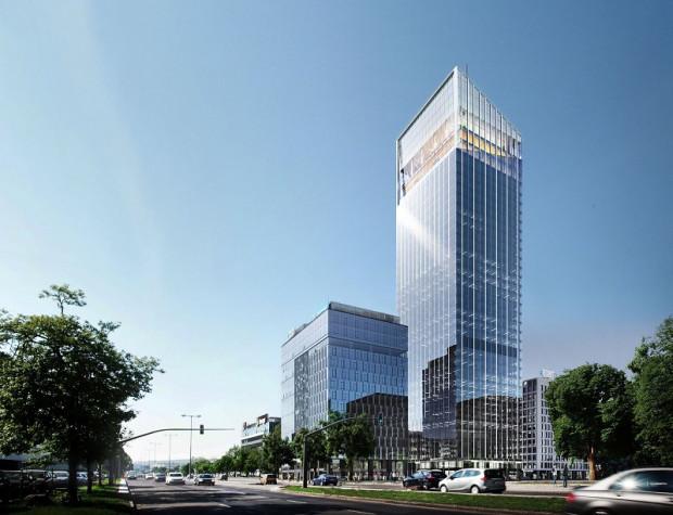 Restauracja znajdzie się na 33. piętrze najwyższego budynku Olivia Business Centre - Olivia Star.