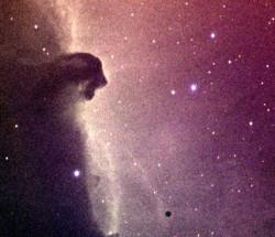 Jedno ze zdjęć zrobione teleskopem z obserwatorium w GSA.