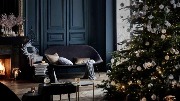Wnętrze domu z odpowiednimi ozdobami nabierze świątecznego klimatu