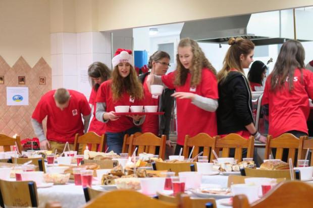 Wigilię, jak co roku w Sopocie, organizuje Caritas.