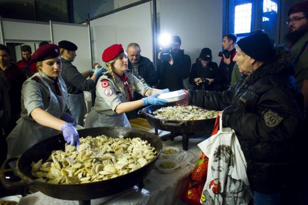 W Zbrojowni w Gdańsku odbędzie się Wigilia dla potrzebujących, na którą przychodzi nawet około 1000 osób.