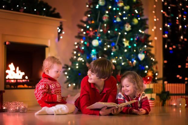 Bez wspólnego czytania Gwiazdka się nie obędzie. Lektur jest naprawdę sporo, każdy znajdzie coś dla siebie.