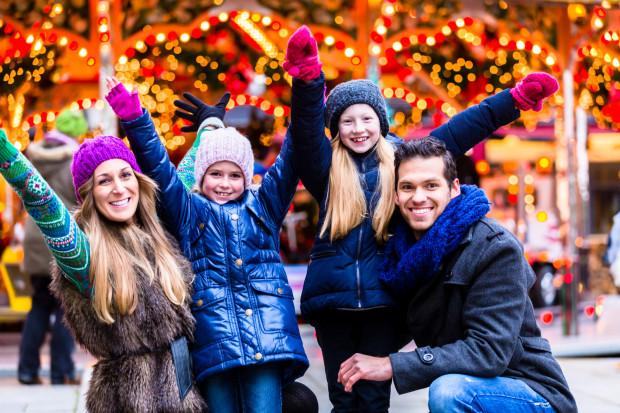 Skorzystajmy z okazji, by się poruszać i wybierzmy się na spacer po mieście, aby np. zobaczyć świąteczne iluminacje.
