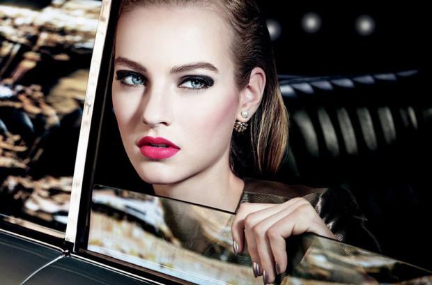 Sylwestrowy makijaż może być o wiele bardziej wyrazisty niż codzienny.