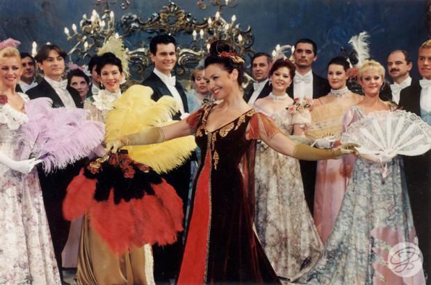13 stycznia w Filharmonii Bałtyckiej wystąpi Grażyna Brodzińska - diva operetki.