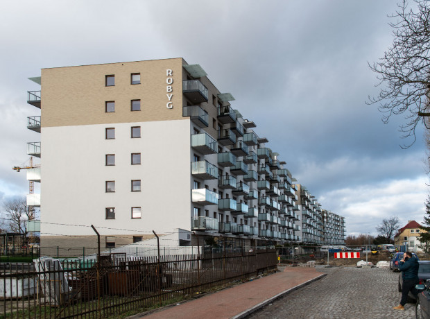 W Letnicy rosną pierwsze budynki nowej części tej dzielnicy.