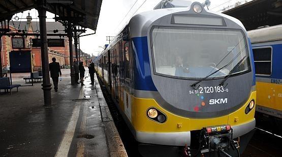 Od poniedziałku SKM zawiesi do końca maja dziesięć kolejek jeżdżących z Gdańska do Pruszcza Gdańskiego.