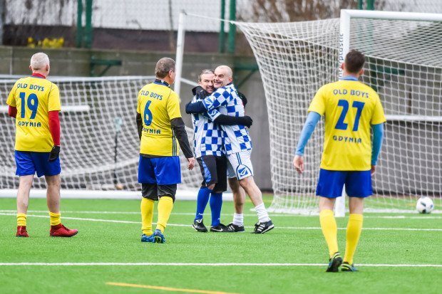Bałtyk strzelił zwycięskiego gola.