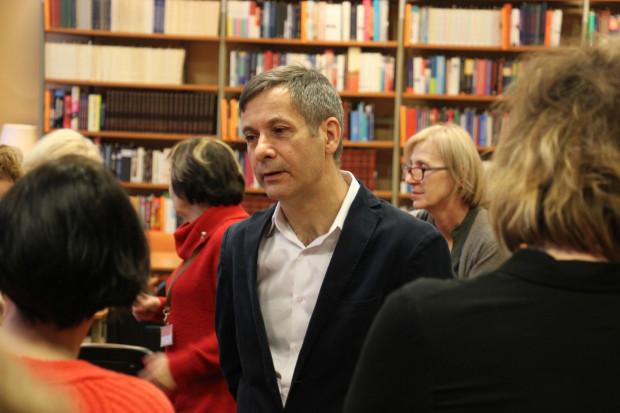 Chcę już nie tylko komentować rzeczywistość, ale też współtworzyć bardzo ważną dla całego regionu instytucję. Kultura książki wciąż jest najistotniejszym elementem naszej kultury - mówi Jarosław Zalesiński.
