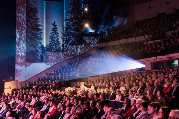 Koncerty Sylwestrowe cieszą się dużym zainteresowaniem publiczności.