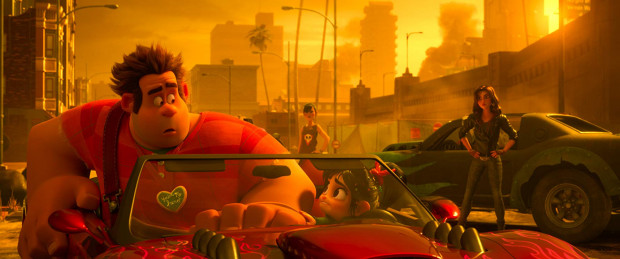 """""""Ralph Demolka w Internecie"""" to druga część animowanych przygód sympatycznego osiłka, który tym razem odkrywa uroki sieci. Pierwsze seanse już w ten weekend w Trójmieście."""