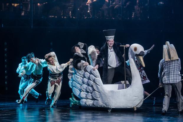 Koncert Sylwestrowy możemy zobaczyć w styczniu w Teatrze Muzycznym.