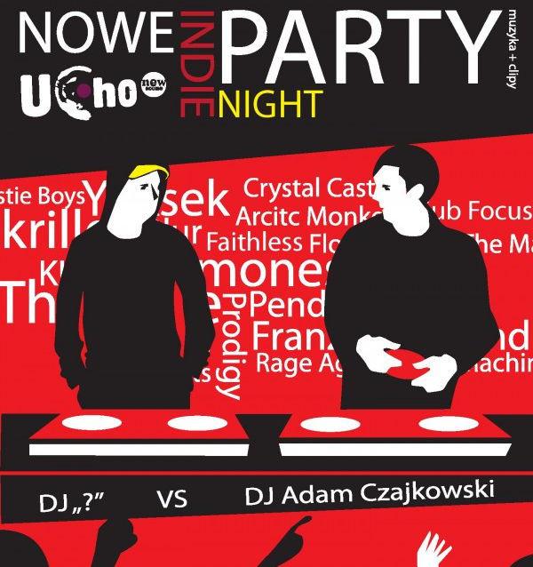 Oryginalna grafika Indie Night Party była znakiem rozpoznawczym, który nie wymagał żadnego dodatkowego opisu. Powyższa zapowiada reaktywację imprezy.
