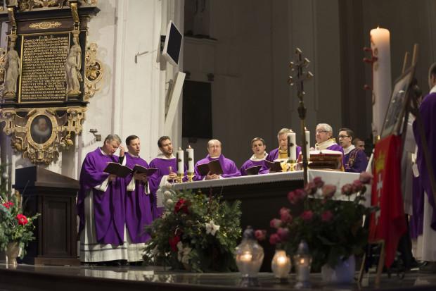 Uroczystości pogrzebowe Pawła Adamowicza odbędą się prawdopodobnie w najbliższą sobotę, w bazylice Mariackiej w Gdańsku.