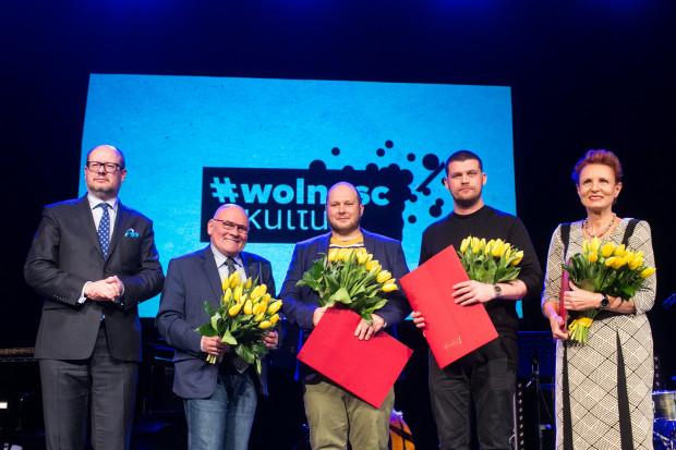 Paweł Adamowicz przyznawał rocznie kilka nagród dla twórców kultury.