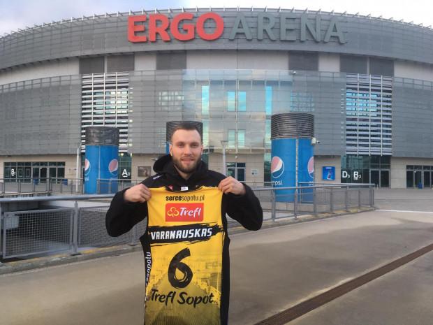 Ovidijus Varanauskas to koszykarz, który ma wnieść do Trefla więcej doświadczenia na rozegraniu. Co ważne, Litwin jest w rytmie meczowym, bo ostatni występ w rodzimej lidze zalcizył 13 stycznia.