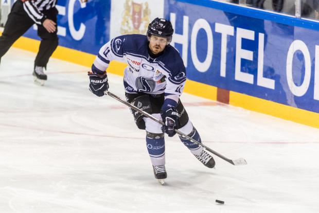 Petr Polodna przyznaje, że hokejową karierę chciałby skończyć właśnie w Gdańsku. Czech jest jednym z liderów MH Automatyki, z którą w końcu chce awansować do play-off.