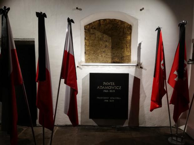 W kaplicy św. Marcina zostanie umieszczona urna z prochami Pawła Adamowicza.