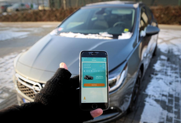 MiiMove, czyli nowy gracz na trójmiejskich rynku car-sharingu.