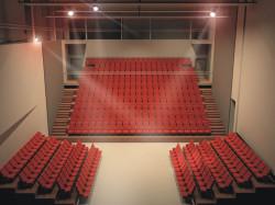 Licząca 300 miejsc na widowni Nowa Scena Teatru Muzycznego ma być gotowa do końca 2011 roku.
