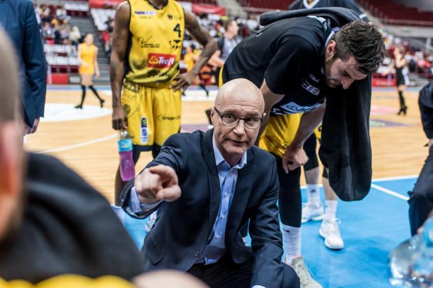Jukka Toijala potrafi wskazać problemy Trefla Sopot. Niestety, od momentu kiedy pojawił się w drużynie one nie znikają.