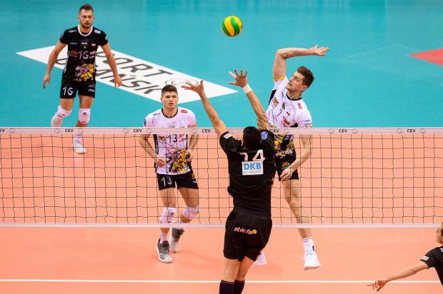 Piotr Nowakowski wrócił w wielkim stylu na boisko i zdobył w Berlinie 14 punktów.