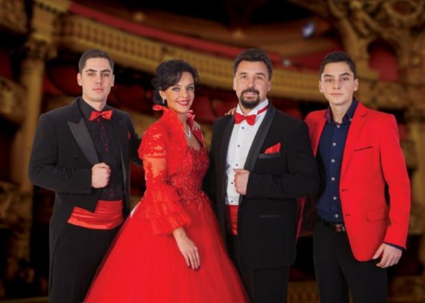 Walentynki w Filharmonii Bałtyckiej spędzimy z rozśpiewaną rodziną Kaczmarków.