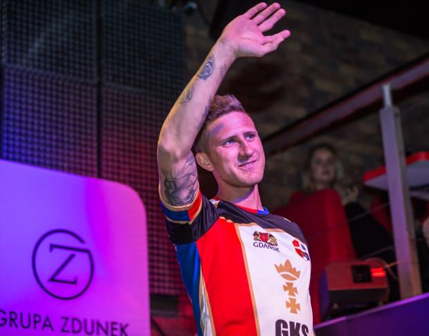 Mikkel Bech - Najlepszy Ligowiec Roku 2018 w Trójmieście. Pokonał 463 zawodniczki, zawodników i trenerów, których ocenialiście na portalu Trojmiasto.pl w minionych 12 miesiącach.