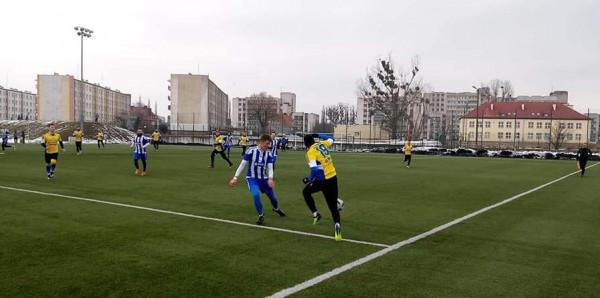 Piłkarze Bałtyku drugi sparing z rzędu zakończyli bez bramki.