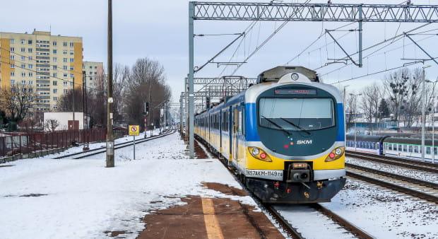 SKM-ka wciąż plasuje się na czwartym miejscu wśród kolejowych przewoźników pod względem liczby pasażerów.