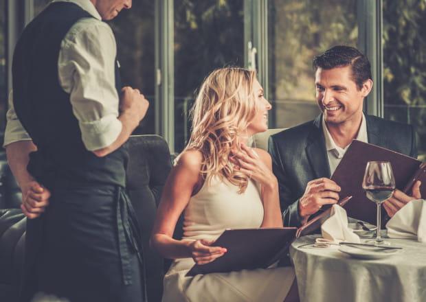 Wspólna kolacja to zawsze dobry pomysł na spędzenie wieczoru we dwoje.
