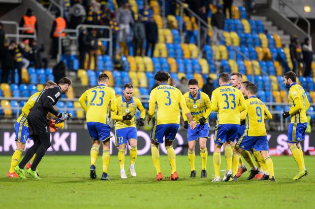 Piotr Rzepka uważa, że dalsze zgrywanie drużyny może przynieść większe korzyści Arce niż duża liczba transferów w zimowym okienku transferowym.