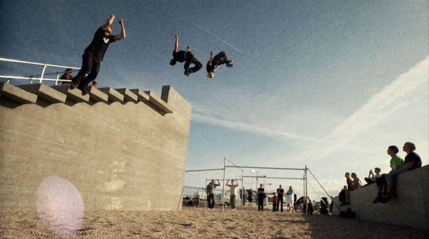 """Filmy na Gdańsk Doc Film poruszają przeróżną tematykę. """"My Playground"""" to duński dokument opowiadający o parkourowcach..."""