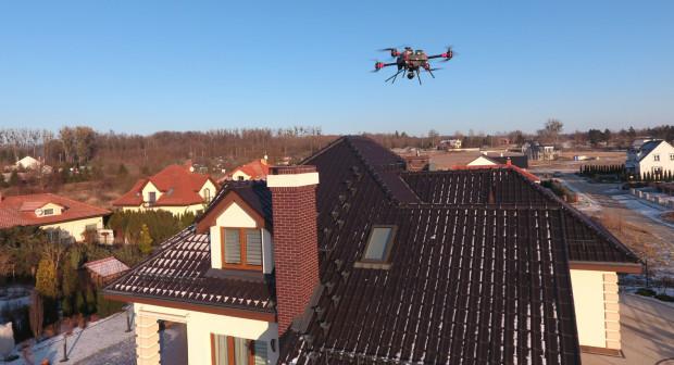 Dzięki dronom badanie atmosfery pod kątem zanieczyszczeń ma być łatwiejsze.