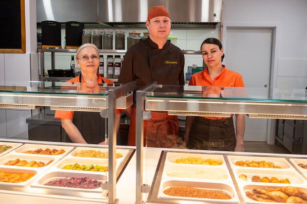 Kucharia 2 - drugi oddział popularnego baru obiadowego we Wrzeszczu.