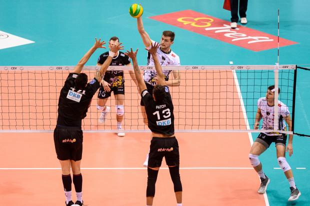 W Olsztynie wprawdzie Maciej Muzaj zdobył najwięcej punktów, ale to Piotr Nowakowski został MVP spotkania