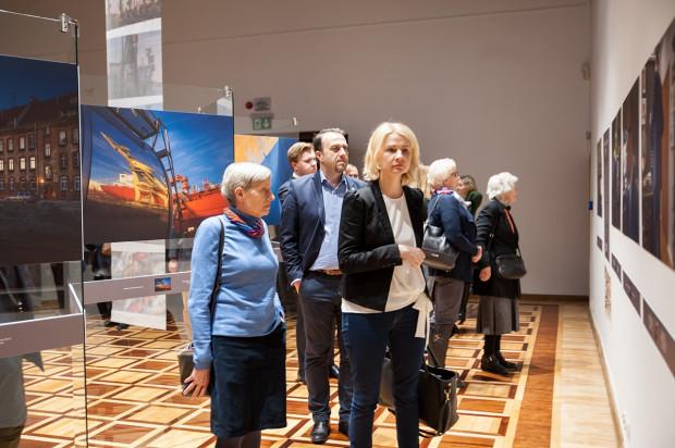 """Wystawa """"Niedenthal. Gdańsk 2018"""" Muzeum Gdańska."""