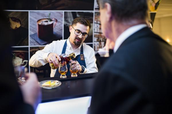 Degustacje whisky odbywają się między innymi w restauracji Eliksir.