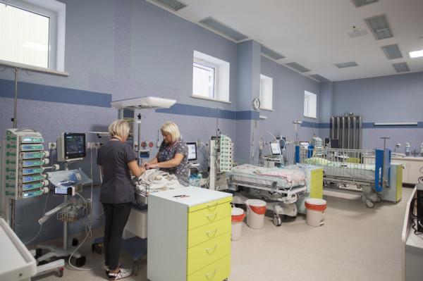 Oddział Intensywnej Terapii powstał przede wszystkim ze względu na potrzeby Centrum Chorób Rzadkich, które bez takiego wsparcia nie mogłoby się dalej sprawnie rozwijać.