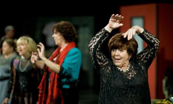 """Życie w każdym wieku może być ekscytujące, a menopauza choć nieunikniona to nie wyrok. """"Klimakterium... i już"""" ponownie zobaczyć można w Polskiej Filharmonii Bałtyckiej 24 marca."""