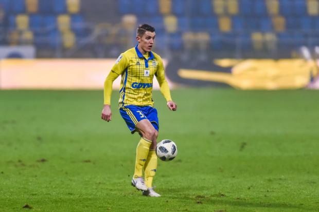 Damian Zbozień strzelił dwa gole, dwukrotnie wyprowadzał Arkę Gdynia na prowadzenie, ale ostatecznie nie wystarczyło to nawet do punktu w Sosnowcu.
