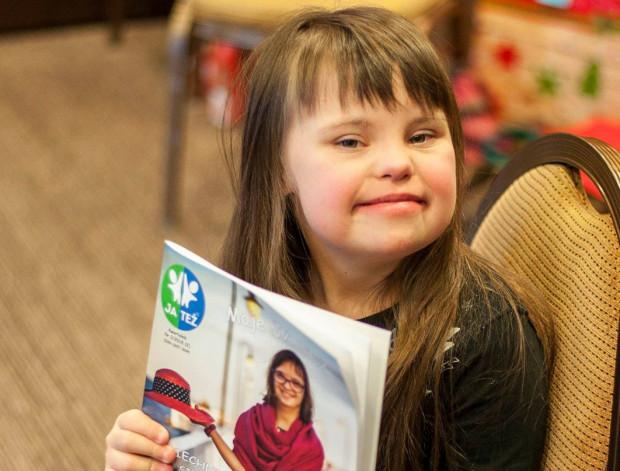 """Kwartalnik """"Moje JA TEŻ"""" to czasopismo dla młodzieży z niepełnosprawnością intelektualną."""