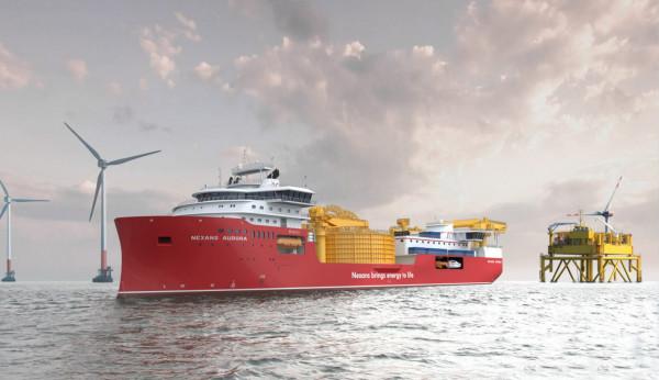 W części wyposażona jednostka będzie budowana w stoczni Crist, ostatnie prace wykończeniowe będą realizowanie w norweskiej stoczni Ulstein.