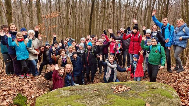 Wędrówka wśród tzw. eraktyków, czyli głazów narzutowych w Lasach Oliwskich