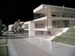 Tak mogłaby wyglądać zajezdnia w przyszłości. Projekt Michała Gierszanowa.