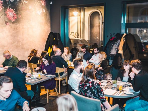 Druga odsłona cyklu Chefs Collective odbyła się w piątkowy wieczór.